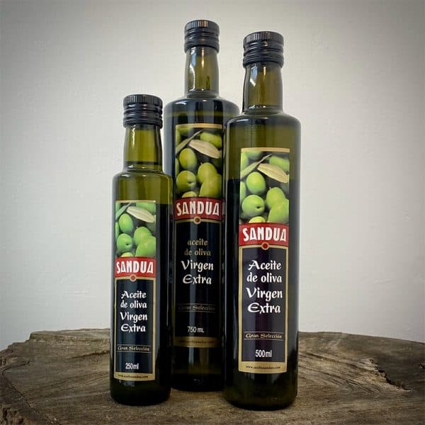 Extra Virgin Olive Oil - Grand Selection
