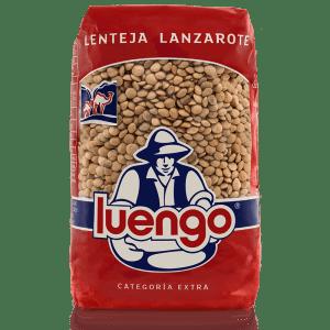 Dried Lanzarote Lentils - 500g