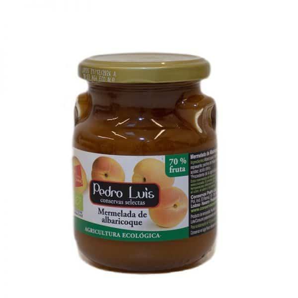 Organic Apricot Jam 300g