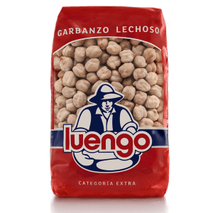 Dried Lechoso Chickpeas - 500g
