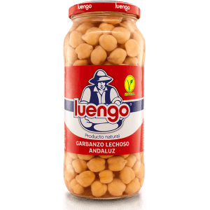 Andalusian Cooked Lechoso Chickpeas - 570g