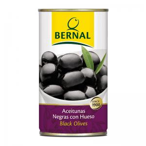 Black Olives 350g tin