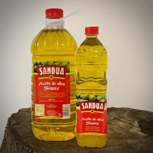 Olive Oil: Mild Flavour