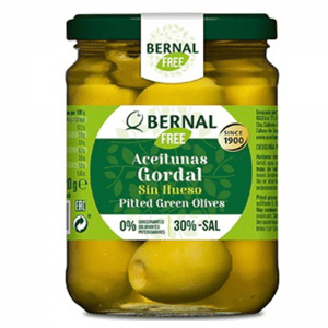 Pitted Gordal Olives FREE 436g
