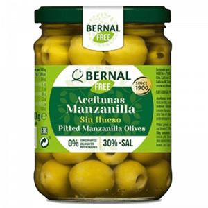 Pitted Manzanilla Olives FREE 436g