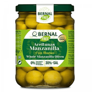 Manzanilla Olives FREE 436g
