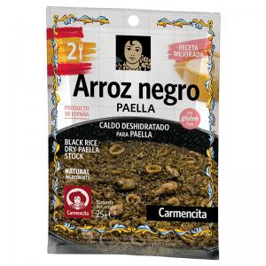 """ARROZ NEGRO"" Stock Mix 25g sachet"