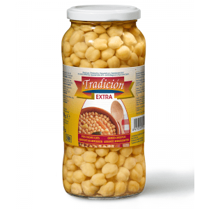 Tradicion - Cooked Chickpeas - 570g