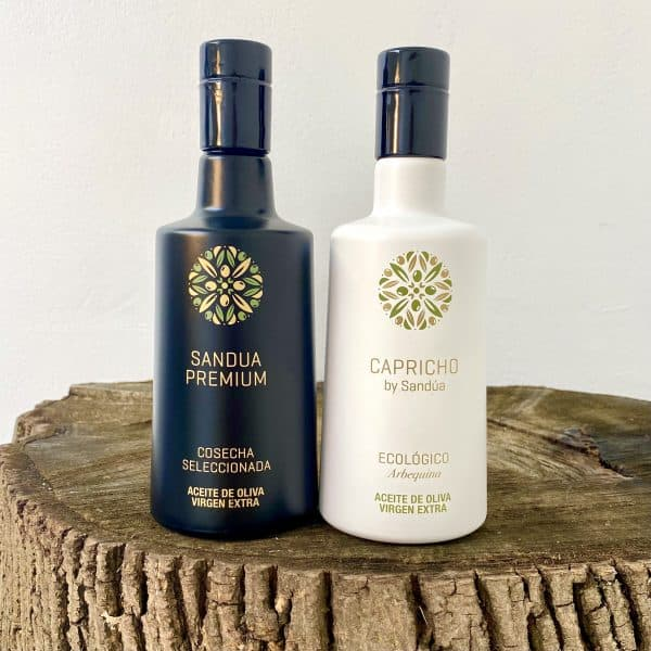 Organic Extra Virgin Olive Oil - Arbequina - Premium Selection 500ml