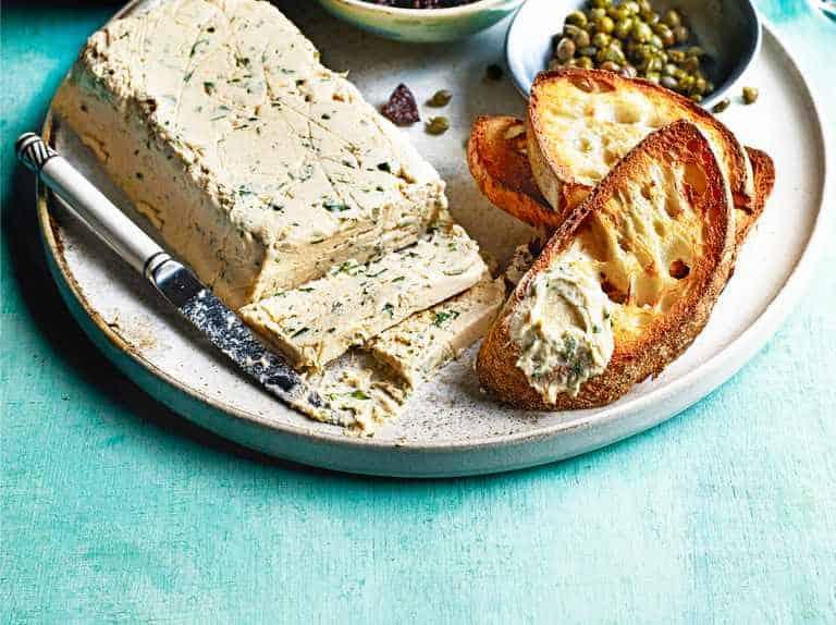 Tuna Niçoise Pâté