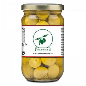 Whole Manzanilla Olives - Gold Line