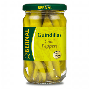 Chilli Peppers Guindillas 290g