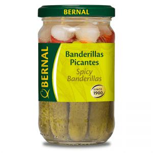 Spicy Banderillas 300g