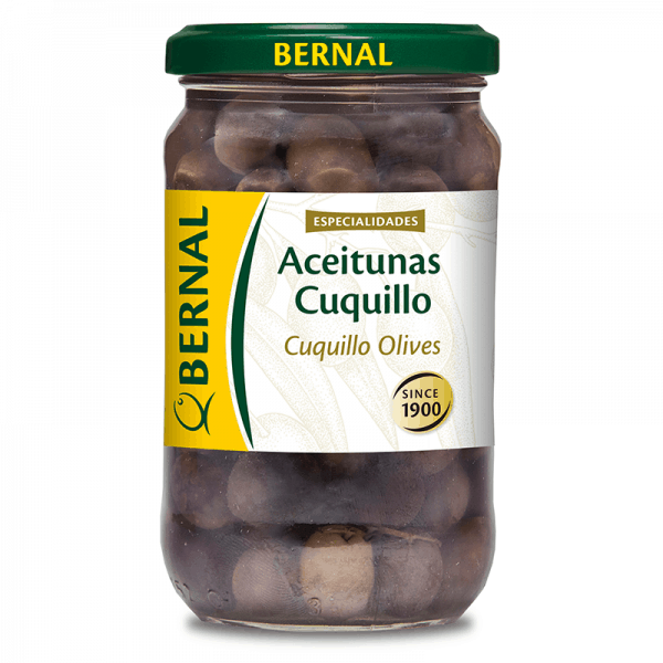 Cuquillo Olives 310g