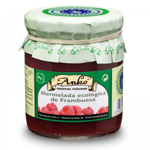 Organic Raspberry Jam 280g