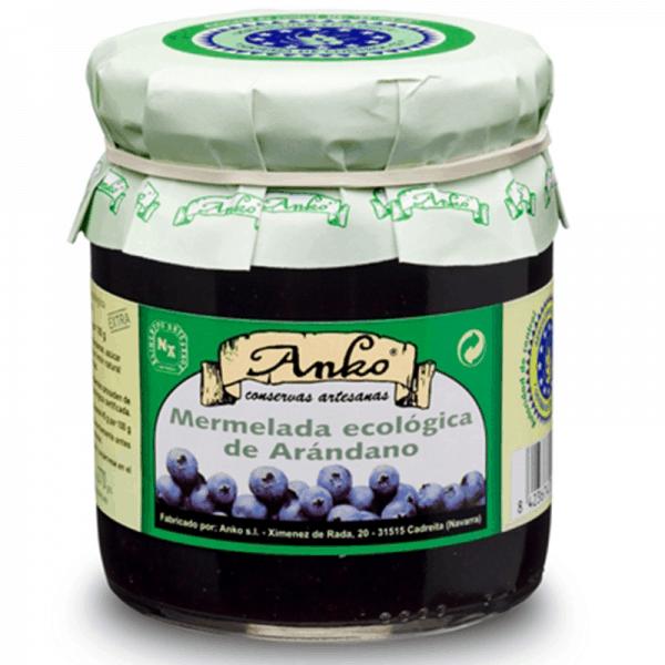 Organic Blueberry Jam 280g