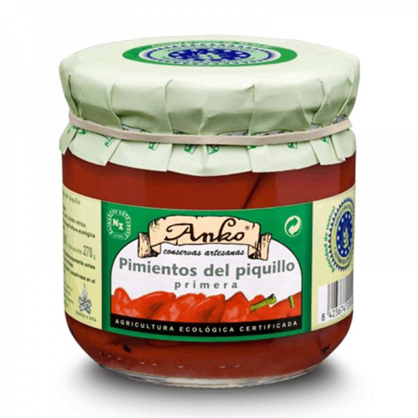 "Pimiento del Piquillo Salsa""extra"" Organic 235g"