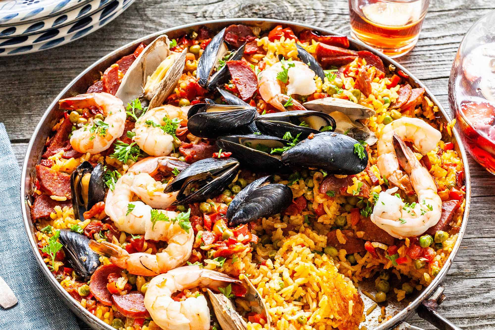 Why Is Paella So Popular?